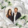 5 ans de mariage à Jean-Paul et Samia Boher