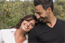 Laetitia Milot (Mélanie) et Badri : « Notre priorité est de préserver notre couple »