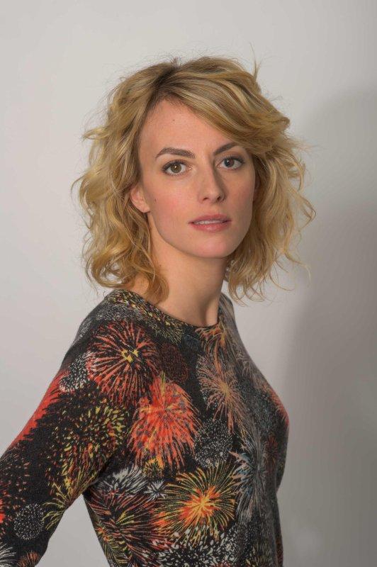 Sara Mortensen (Coralie) dans « Chefs »