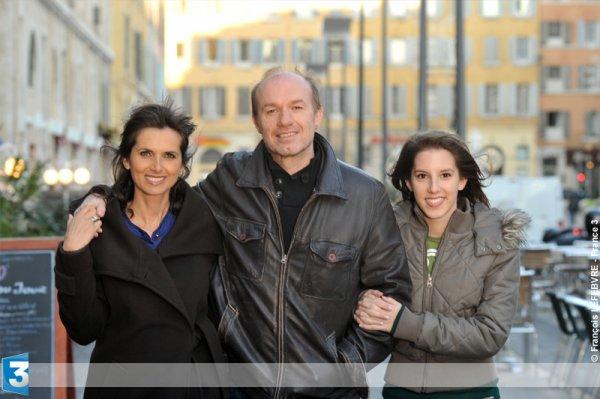 Agathe, Léo et Barbara