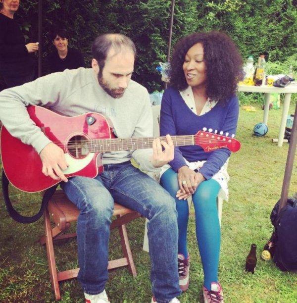 Nadège Beausson-Diagne (ex Sarah Douala) va se marier !