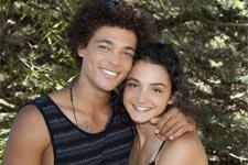 Pauline Bression (Emma) et Bryan Trésor (Baptiste) : « On s'appelle Chouchou et Loulou »
