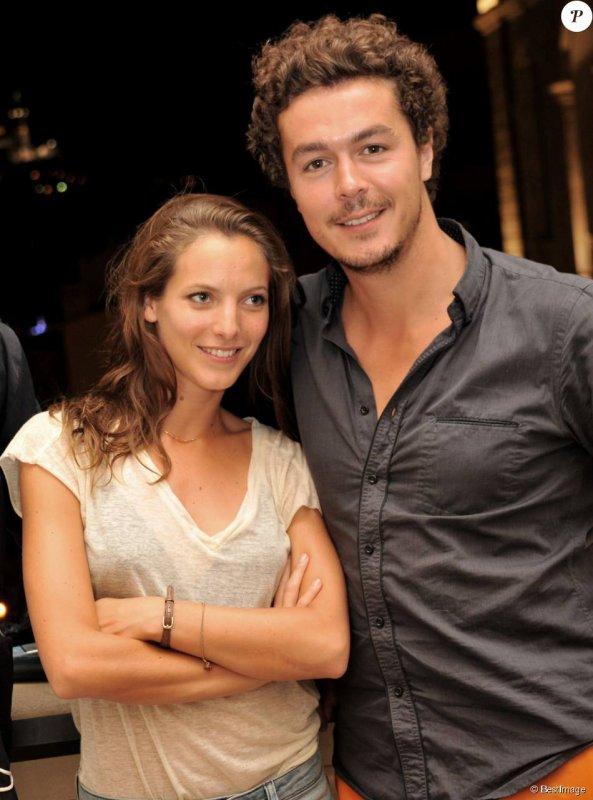 Elodie Varlet (Estelle) et Jérémie Poppe (Romain)