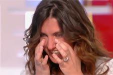 VIDÉO : Laetitia Milot (Mélanie) très émue après un message de son mari, Badri