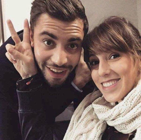 Marwan Berreni et Lea François