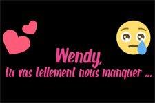 BONUS VIDÉO INÉDIT : (Re)vivez les meilleurs moments de Wendy au Mistral !