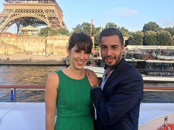Léa François et Marwan Berreni