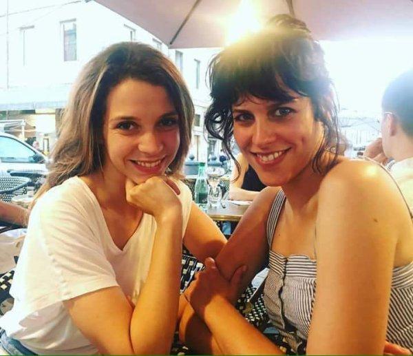 Léa et Jenny