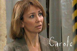Carole (Sabine Héraud)