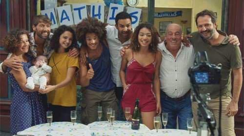 La famille Marci-Riva-Ruiz