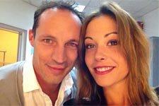 Dounia Coesens (Johanna) et Grégory Questel (Xavier) de retour en janvier dans PBLV