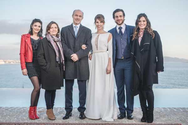 GALERIE-PHOTOS : Découvrez les images du mariage de Barbara et Elias !