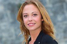 Dounia Coesens (Johanna) : « J'ai grandi avec cette série »