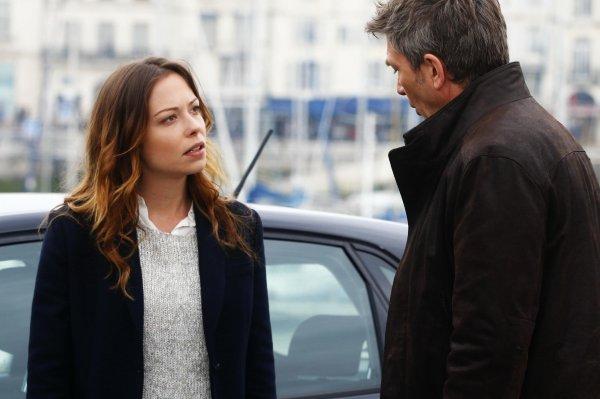 Rediffusion de « Meurtres à La Rochelle » avec Dounia Coesens (Johanna)