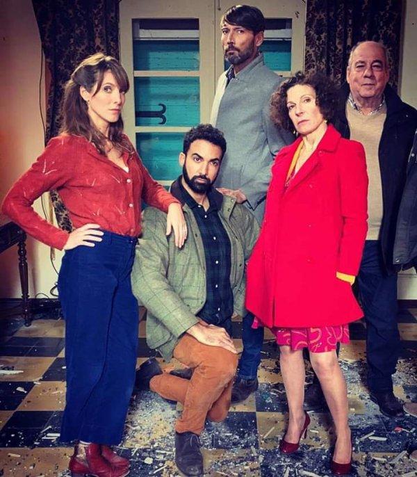 Estelle & Gabriel & Thomas & Mirta & Roland