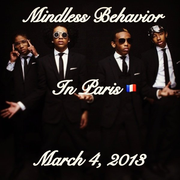 Mindless Behavior In Paris ♥
