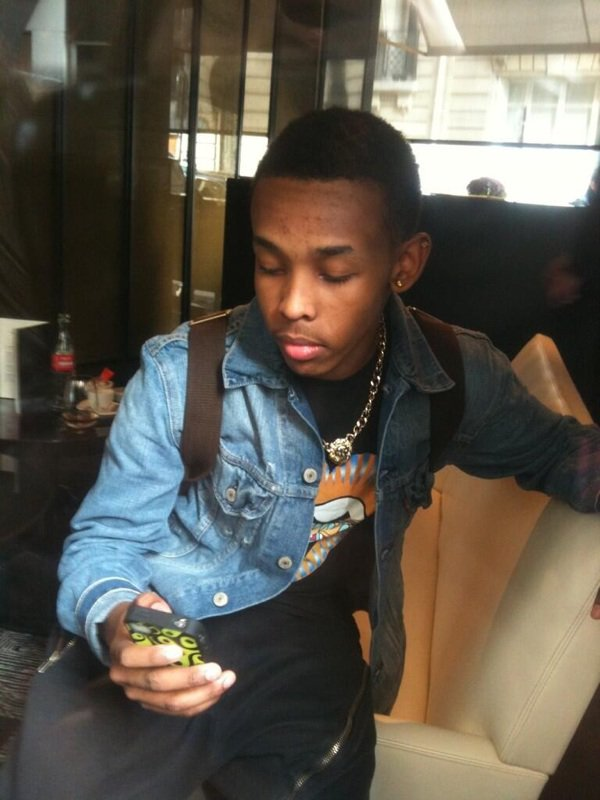 Prodigy In The Hotel ♥