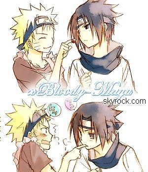 Yaoi is just so cute ♥