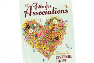 La fête des associations 2012 à Evry