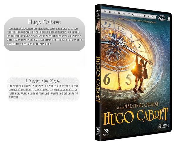 La rubrique de Zoé. N°1 - Séries, DVD, Sorties Ciné
