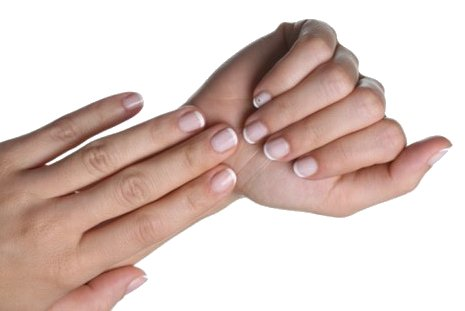Tutoriel Vernis : French Manucure
