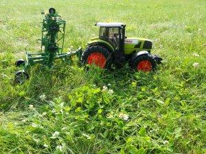 MON DIORAMA SUR LE FANAGE AVEC MINIATURES AGRICOLES