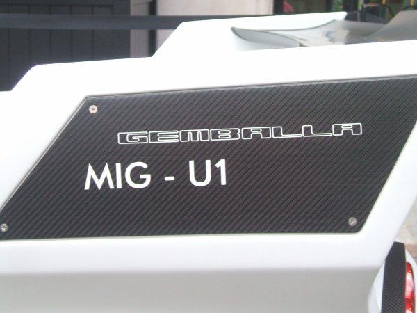 Gemballa MIG-U1