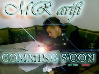 Mr - arifi coming soon