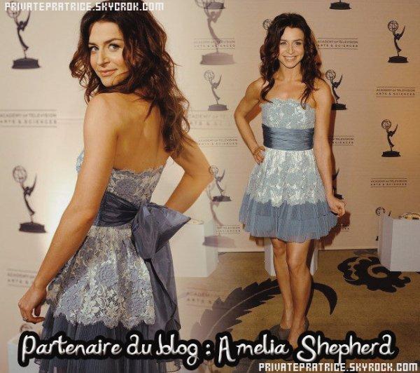PrivatePratrice est partenaire avec le blog : Amelia-Shepherd ♥