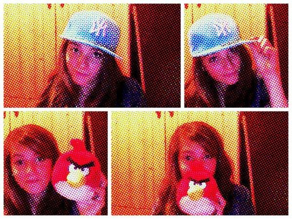 Angry bird ! :P