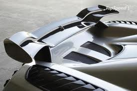 Koenigsegg Trevita.