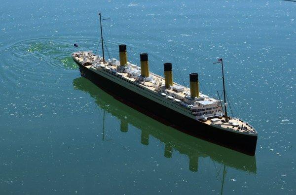 R.M.S Titanic Graupneur le mien.