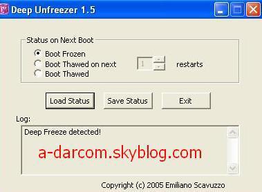 deep unfreezer 1.5