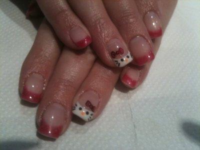 Blog de joellepi jo lle et la passion des ongles - Hello kitty et mimi ...
