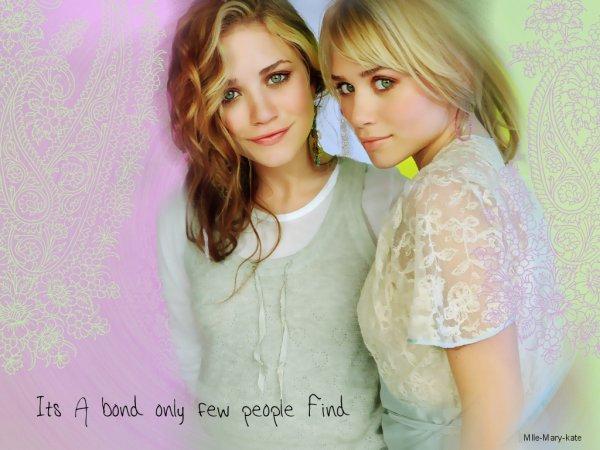 Photoshoop Des Soeurs Olsen