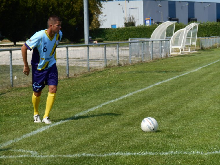 MARSANNAY LA COTE A  1 -0  SANVIGNES ( notes du match )
