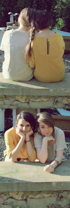 Meilleure amie la seule, l'unique, la vrais.