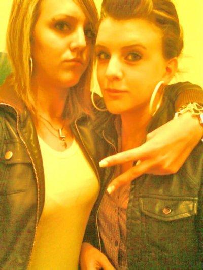 !Mi hermana y mi !