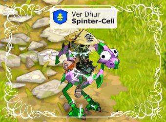 DOFUS - Présentation - Spinter-Cell - ROBIN