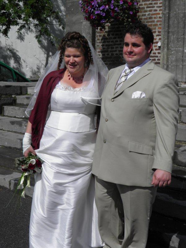 mariage de pierre et audrey