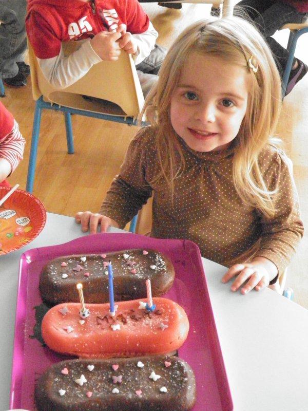 l'anniversaire de mylène