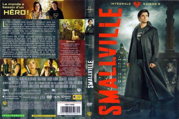 serie smallville saison 9 annee 2009 encyclopedia jamais vu. Black Bedroom Furniture Sets. Home Design Ideas