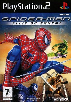Jeux spider man allie ou ennemi annee 2007 deconseille - Les jeux de spiderman 4 ...