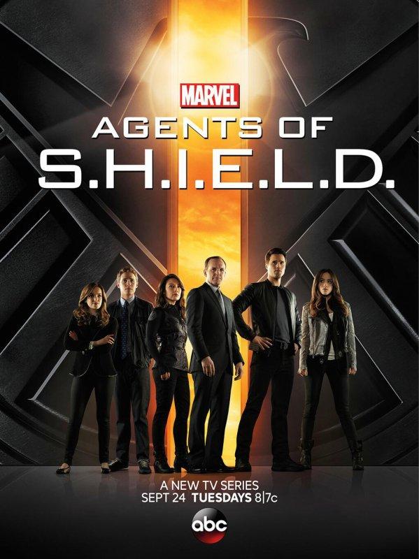 SERIE MARVEL : LE AGENTS DU S.H.I.E.L.D SAISON 1 ANNEE 2013