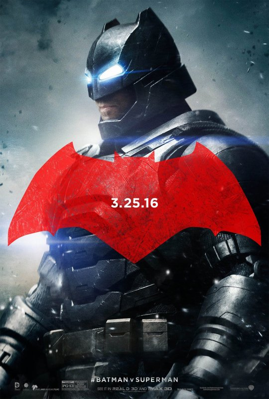 FILM BATMAN V SUPERMAN : DAWN OF JUSTICE ANNEE 2016 REALISATEUR ZACK SNYDER DUREE...