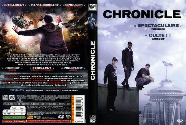 FILM CHRONICLE ANNEE 2012 REALISATEUR JOSH TRANK DUREE 1H24MIN
