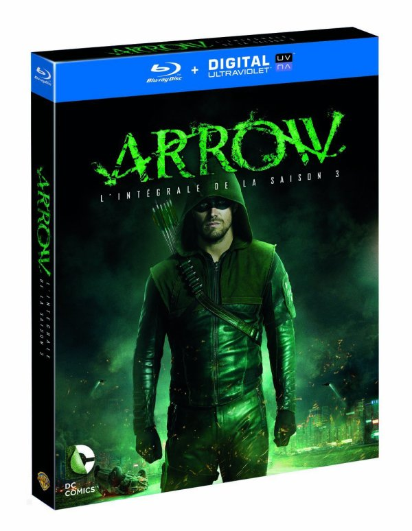 SERIE ARROW SAISON 3 ANNEE 2014