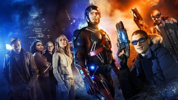 SERIE LEGENDS OF TOMORROW SAISON 1 ANNEE 2016
