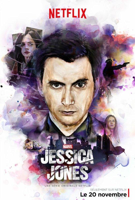 SERIE JESSICA JONES SAISON 1 ANNEE 2015
