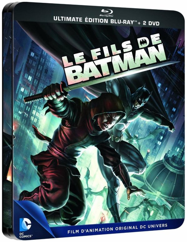 FILM BATMAN : LE FILS DE BATMAN ANNEE 2014 REALISATEUR ... DUREE ...